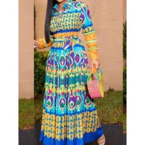 Bohemian Dress - NWOT